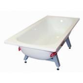 Ванна стальная Antika 150х70х40 белая с опорной подставкой А-50001