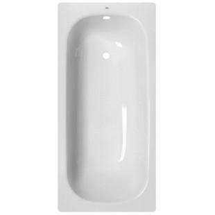 Ванна стальная TEVRO 170х70х40 белая с опорной подставкой T-72902 без ранта