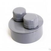 Вакуумный клапан (аэратор) ф110 Политэк