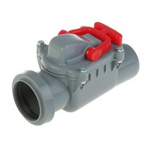 Обратный клапан Ф50 канализационный