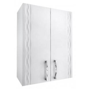 Шкаф навесной Кристи 60 2 двери Тритон