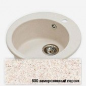 Мойка FOSTO Ф47 (800 персик)