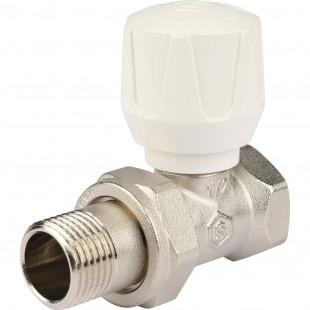 Вентиль ручной регулировки, прямой STOUT 1/2 SVR 0001 000015