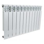 Радиатор биметаллический ROMMER PROFI 500/80 (12 секций) (1992Вт)