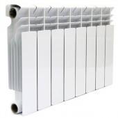 Радиатор биметаллический Radena (Италия) CS 350 (9 секций) (1215Вт)