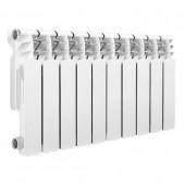 Радиатор алюминиевый ЗВЕЗДА ЭКО 350/80 8 секций A.51.AL.350/80