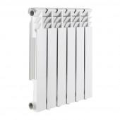 Радиатор алюминиевый ROMMER Optima 500/80 (12 секций) (1860Вт)