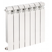 Радиатор биметаллический Rifar В 500/100 (10 секций) (2040Вт)
