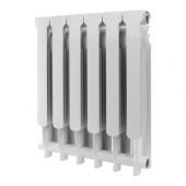 Радиатор алюминиевый ROMMER PROFI 500/80 (4 секций) (664Вт)