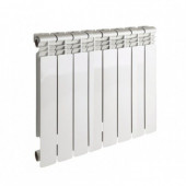 Радиатор алюминиевый AQUAPROM 500/70 4 секции AL 500/70 V6
