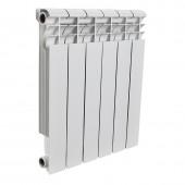 Радиатор алюминиевый ROMMER Plus 500/100 (10 секций) (1600Вт)