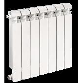 Радиатор биметаллический Rifar В 500/100 (6 секций) (1224Вт)