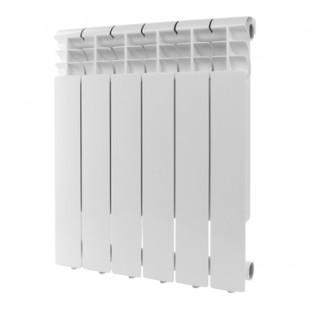 Радиатор алюминиевый ROMMER PROFI 500/80 (6 секций) (996Вт)
