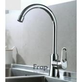 F40513 Смеситель для кухни высокий излив картридж ф25 FRAP 40513