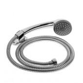 SL85-009E Смеситель для ванны с коротким изливом Картридж 35мм Евро-переключение на душ (РМС)