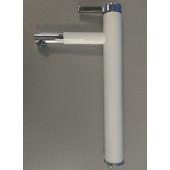 F1052-15 Смеситель для умывальника повортный аэратор картридж 40мм FRAP 1052-15 белый