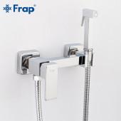 F7504 Смеситель с гигиеническим душем FRAP 7504