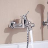 GROHE 32865000 Смеситель для ванны короткий излив BAU CLASSIC GROHE 32865000