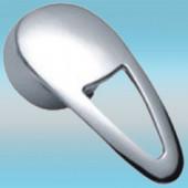 F2239-В Смеситель для ванны с душем картридж 35мм S-нос 30см 2239