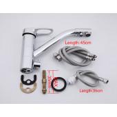 F4304 Смеситель для кухни с подключением фильтра питьевой воды картридж 40мм FRAP 4304