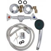 SL119-003 Смеситель для душа 2-х вентильный (РМС)