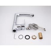 F4070 Смеситель для кухни высокий излив картридж Ф40 Lux FRAP 4070
