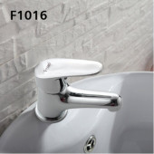 F1016 Смеситель для умывальника литой корпус картридж 35мм FRAP 1016