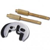 Комплект монтажный ARMATURA (865-001-00) для смесителя с 2 шпильками