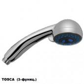 Лейка душевая VALVEX TOSCA 3-функц. (Польша) арт. 2449.23.0