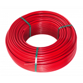 Труба для теплого пола PE-Xa 16*2.0 VIEIR EVOH красная (200м)