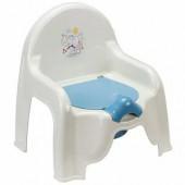 Горшок-стульчик детский_слоник М2596(пластик)