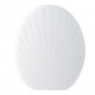 КР3-1 ОРИО крышка для унитаза универсальная ЛЮКС белая