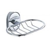 Настенная мыльница металл F1902-1/L1902-1/M2902-1/A2021(рмс)
