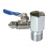 Кран-тройник Подключение питьевых систем к водоснабжению комплект 1AA500338