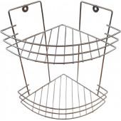 Полка 2-ярусная угловая RUS 385035-2