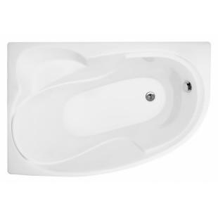 Ванна акриловая Triton Николь правая на каркасе 160х100х63