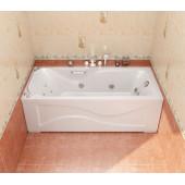 Ванна акриловая Triton Джулия на каркасе 160х70х56