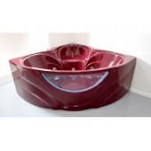 Ванна акриловая Triton Виктория на каркасе 150х150х67