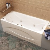 Ванна акриловая Triton Эмма 170 на каркасе 170х70х63