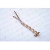 Нагревательный элемент (ТЕН) 1000 W 230 V (к бакам ABS VLS EVO 30-100 л.) 65180040