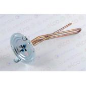 Нагревательный элемент (ТЕН) 1000 W 230 V (к бакам ABS VLS EVO INOX 30-100 л.) 65152910