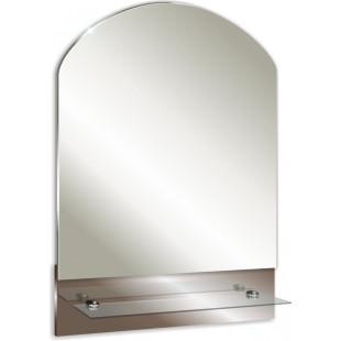 Зеркало с полкой 60х40см.(АМЕЛИ)